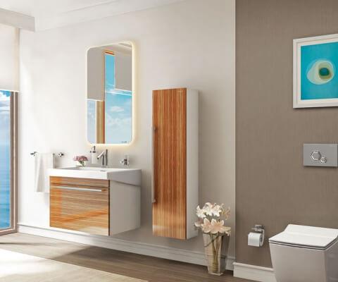 Modern Hayatta Dinlendirici Bir Etki; Epic Banyo Mobilyası
