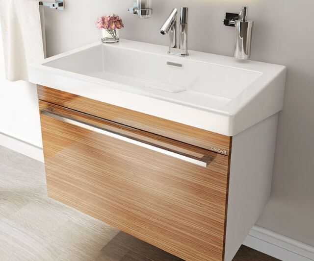 A Relaxing Impact in Modern Life; Epic Bathroom Furniture