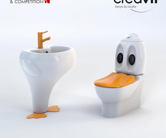 """""""A'Design Award"""" Ödüllü Creavit"""